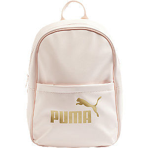 Růžový batoh Puma Core Up Backpack